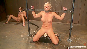Trina Michaels, Holly Heart and Christina Carter Part 3 of 4 of the August Live Feed