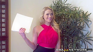 Office sluts Mia Malkova and Casey Calvert getting wild