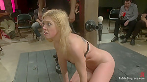 Darling Gets Fucked on Camera For the First Time at Kink!