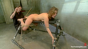 Ariel X Suffers Beautifully in Tight Bondage and Intense Torture