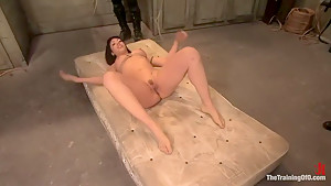 The Training of Satine Phoenix, Day Two