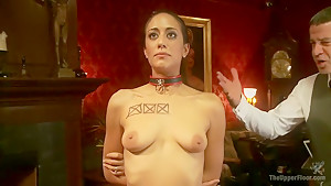 Anal Punishment and Demotion of a House Slave