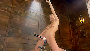 Amazing fetish sex movie with fabulous pornstar Lexi Swallow from Fuckingmachines