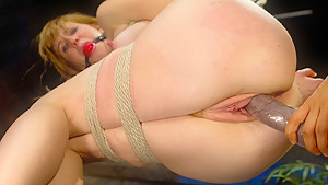 Best fetish, fisting porn video with horny pornstars Mallory Mallone and Isis Love from Whippedass