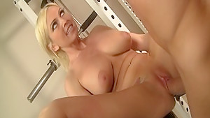 Horny pornstar Christie Stevens in amazing tattoos, big tits porn video