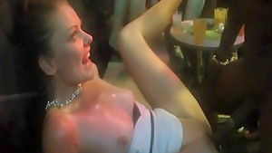Exotic pornstar in fabulous small tits, interracial sex scene