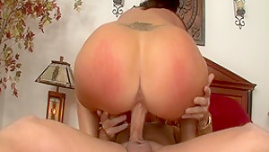 Crazy pornstar Vannah Sterling in fabulous blowjob, brunette adult video