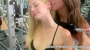 Amazing pornstar in Incredible HD, Lesbian sex clip