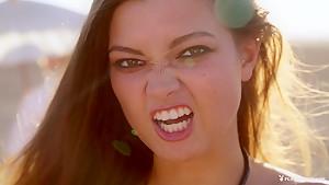 Crazy pornstar Chelsie Aryn in Horny Babes, Redhead xxx movie