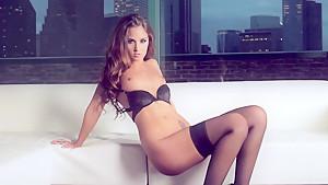 Crazy pornstars Kylie Cupcake, Jennifer Vaughn in Exotic Babes, Lingerie xxx movie