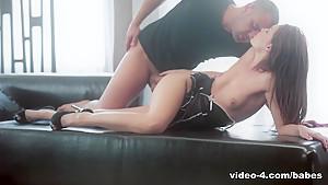 Hottest pornstars Sophie Lynx, Antonio Ross in Fabulous Cunnilingus, Lingerie adult scene