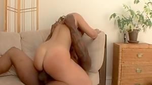 Fabulous pornstar Liza Del Sierra in incredible interracial, facial xxx clip