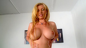 Donna Bell with so Beautiful Big Tits!