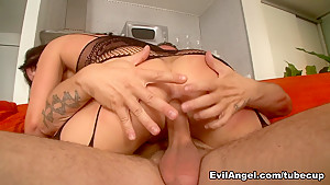 Crazy pornstars Leny Ewil, David Perry in Amazing Big Ass, Anal porn video