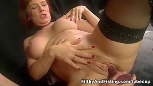Amazing pornstars Faye Rampton, Mishka Devlin in Best Mature, Big Tits sex clip