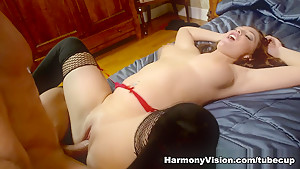 Crazy pornstar Emma Leigh in Fabulous Stockings, Big Tits adult video