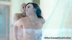 Horny pornstar Jennifer White in Crazy Cumshots, Big Ass adult movie