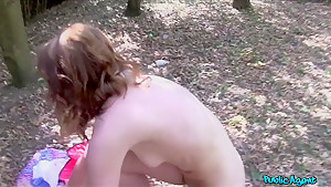 Horny pornstars Desiree Vincent, Amanda Logue, Sunny Day in Exotic Small Tits, Outdoor adult scene
