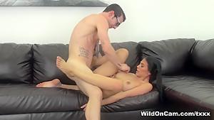 Fabulous pornstar Heather Vahn in Best Facial, Big Tits adult movie