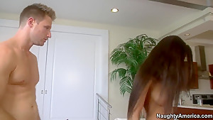 Levi Cash doesn't mind being fucked by mighty Rahyndee