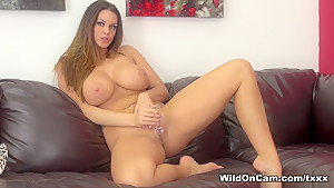 Fabulous pornstar Alison Tyler in Incredible Big Tits, Masturbation adult scene