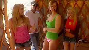 Rebecca Blue, Tara Lynn Fox & Katie Summers