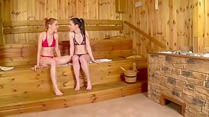 Sauna Sex in HD (720p)