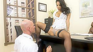 Boning my Boss