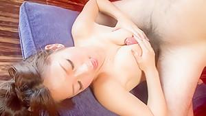 Best Japanese chick Satomi Suzuki in Crazy JAV uncensored Blowjob video