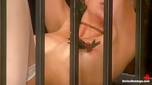 Amber Rayne, Rain DeGrey, and Ariel X Part 3 of 4 of the October Live show
