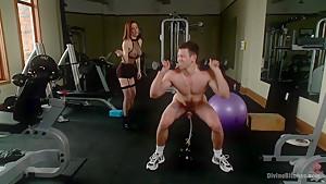 Gia DiMarco's Divine Exercise Torture