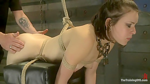 Juliette Day 4Sadistic Sexual Slave Training