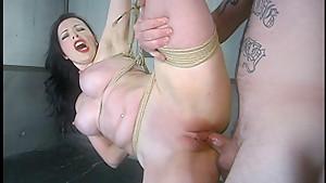 Amazing fetish xxx clip with crazy pornstar Anastasia Pierce from Dungeonsex