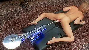 Exotic fetish adult movie with crazy pornstar Madison Scott from Fuckingmachines