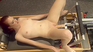 Hottest fetish adult scene with crazy pornstar Ashley Lane from Fuckingmachines