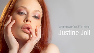 Fabulous fetish, squirting adult video with best pornstar Justine Joli from Whippedass