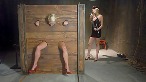 Amazing fetish xxx movie with hottest pornstar Maitresse Madeline Marlowe from Whippedass