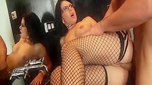 Horny pornstar Rihanna Samuel in exotic fetish, cumshots adult clip
