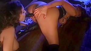 Crazy pornstars Darla Crane and Taylor St. Claire in fabulous blowjob, dildos/toys porn clip