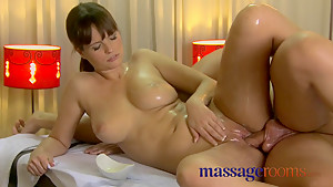 Incredible pornstar in Crazy Big Tits, Massage porn video