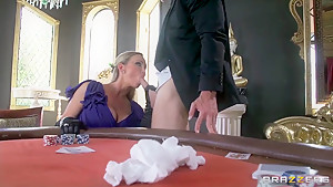 Nasty service man Johnny Sins penetrates Abbey Brooks