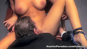 Fabulous pornstar Brandy Aniston in Horny Facial, Brunette porn clip