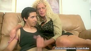 Exotic pornstar in Incredible Handjobs, Mature xxx clip
