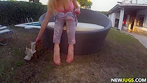 Lolly Gartner Big Russian Tits