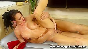 Hottest pornstars Alektra Blue, Antonio Ross in Amazing Brunette, Massage adult movie