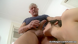 Horny pornstars Christophe Clark, Sexy Girl in Hottest Anal, Facial sex video