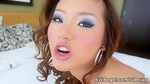 Incredible pornstars in Amazing POV, Stockings porn movie