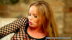 Hottest pornstar in Horny Solo Girl, Redhead sex movie
