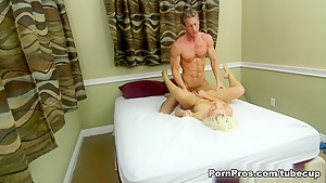 Crazy pornstar Anikka Albrite in Exotic Big Ass, Blonde sex clip