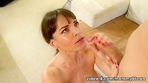 Exotic pornstars Will Powers, Dana DeArmond in Best Blowjob, Cumshots porn video
